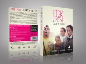 TIGERS IN THE CITY DVD+SOUNDTRACK