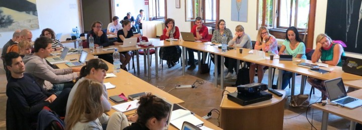 Maia Workshops with Artichoke in Bratislava