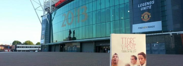 DVD Tigrov až v Menčestri JúKej