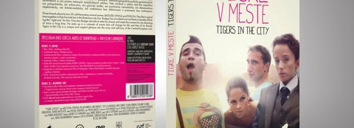 Tigre v meste na DVD+soundtrack. Kúpte si teraz!
