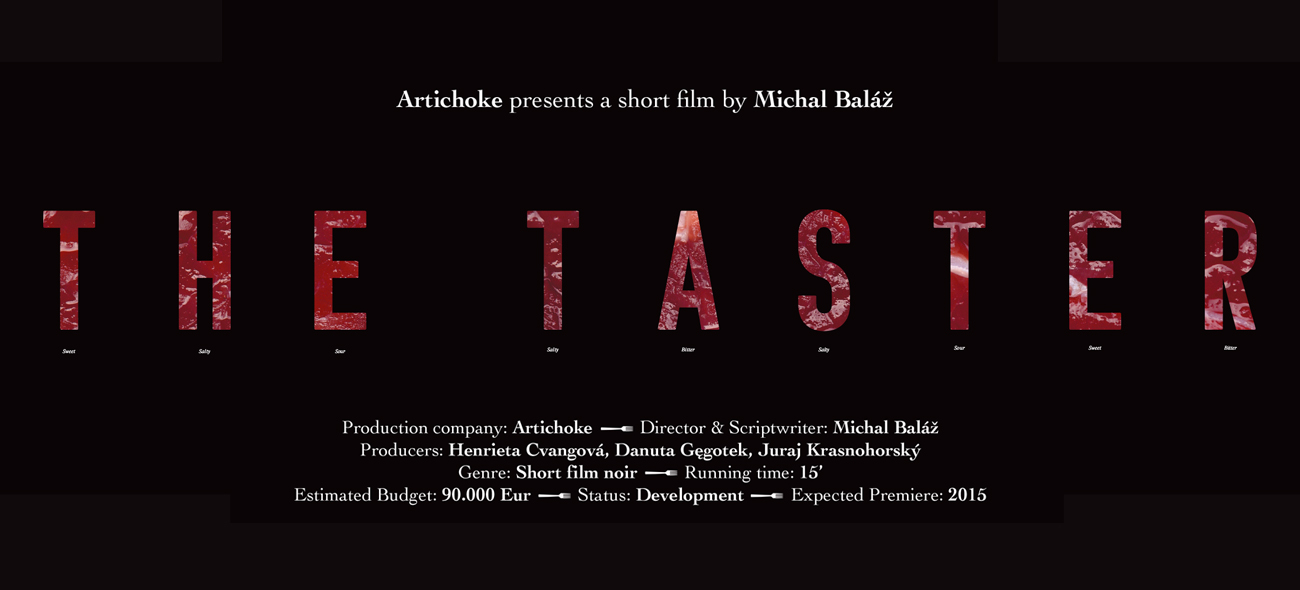 The Taster (short film)
