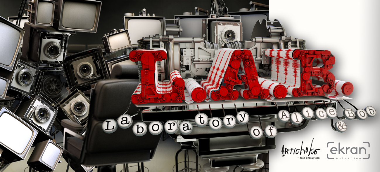 L.A.B. – Laboratory of Alice and Bob (TV series)