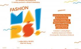 Fashion marš! 2015 (módna show)