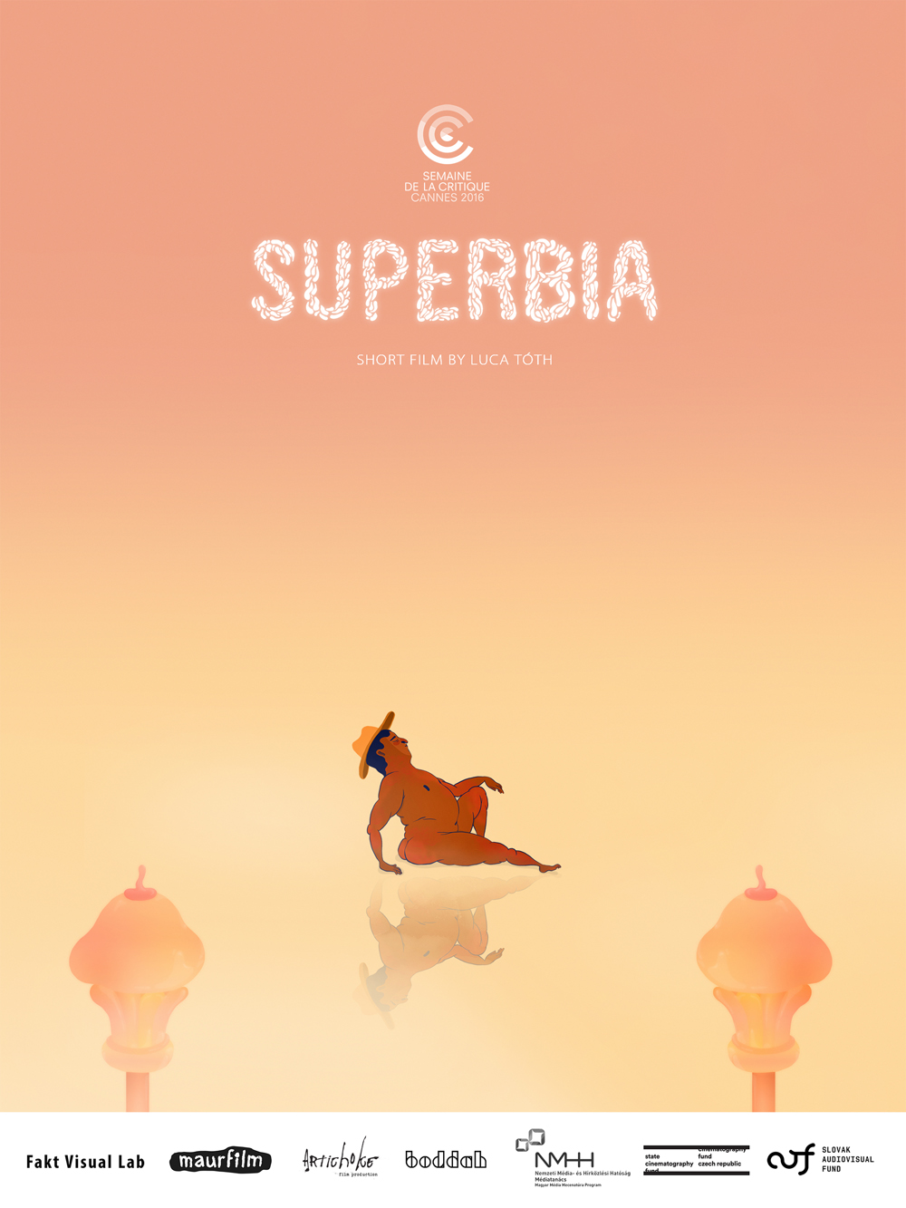 Official poster Superbia